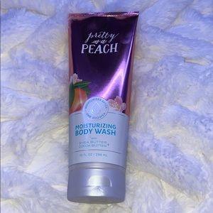 Bath and body works Moisturizing body wash
